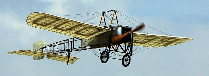 Louis Bleriot – primul zbor peste Canalul Manecii