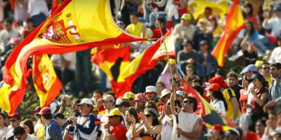 Ole Spania !! Alo Romania !!