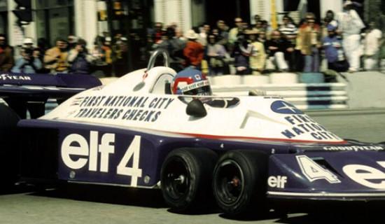 Sase roti in Formula 1