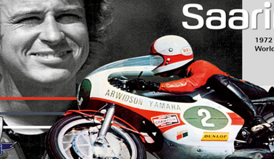 Yamaha – Saarinen, campionii din 1972