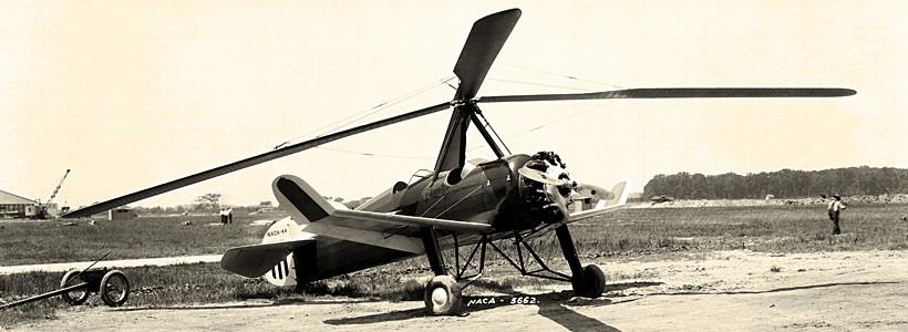 Girocopterul – placerea zborului