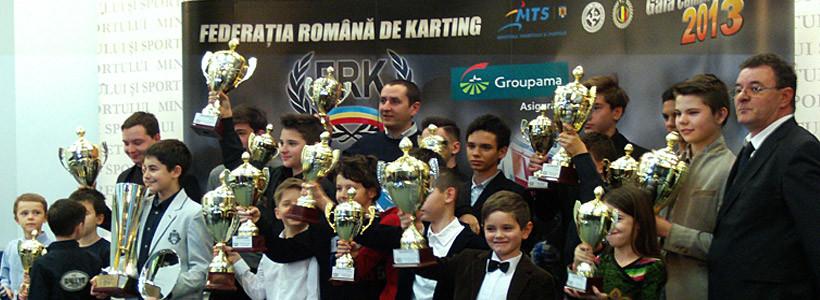 Karting – Gala Campionilor 2013