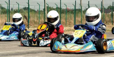 Karting – retrospectiva 2013